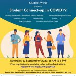 Student Connect in COVID19 - FREE Lunch and Networking