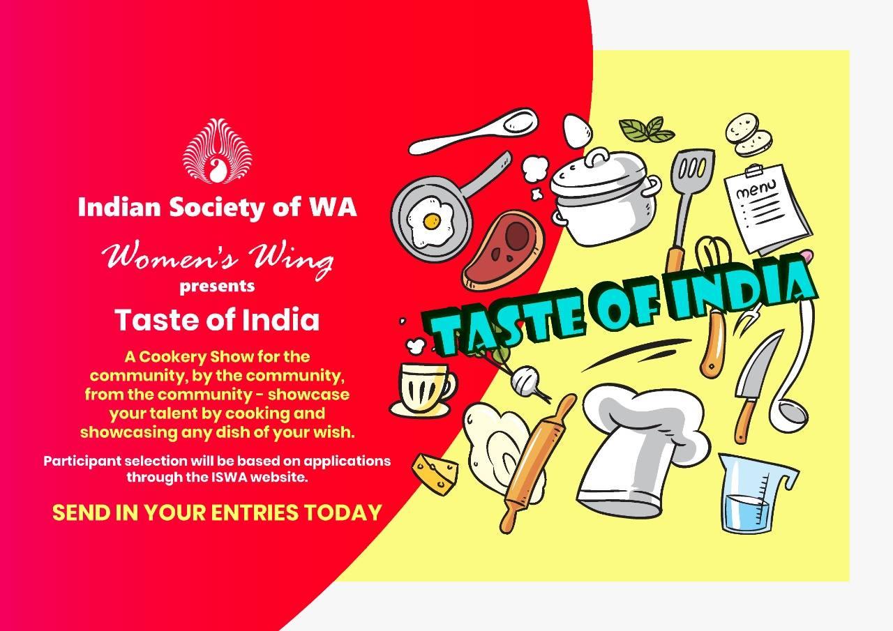 Taste of India Season 1