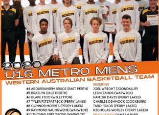 Indian origin boy selected in U16 Metro Mens Western Australian Basketball Team