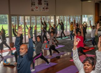 Free Yoga Classes By ISWA