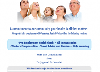 Promotions from Perth GP