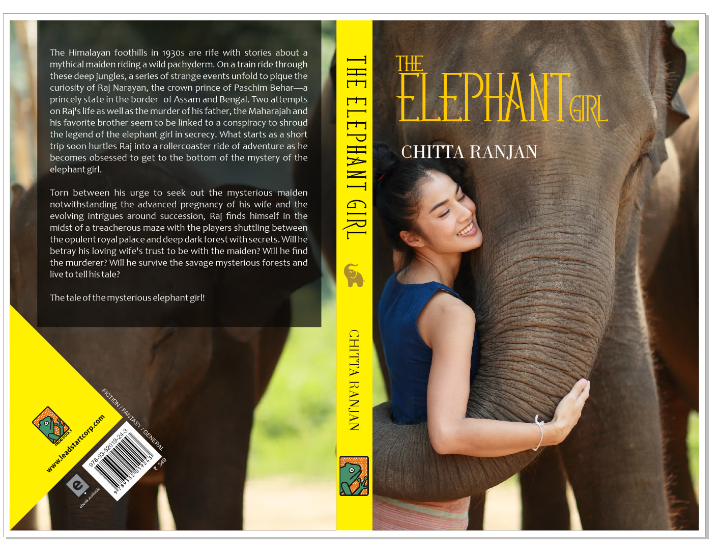 """The Elephant Girl"" by Chittaranjan Pathak"