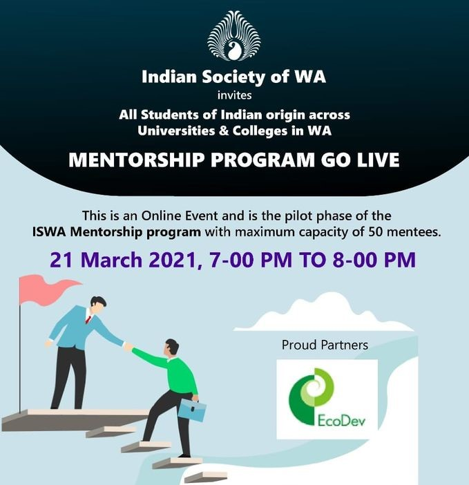 ISWA Mentorship Program GO LIVE  Free Online Event