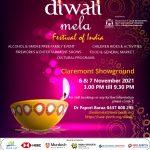 Diwali Mela 2021 – Festival of India
